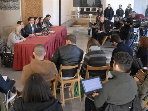 El alcalde marca un nuevo rumbo para 'revitalizar' Granada tras superar la etapa de 'corrupción, despilfarro y bronca' del PP 31684958013_c4e0cf0fe4
