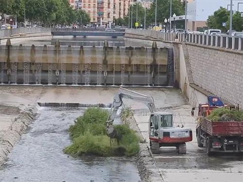El Ayuntamiento exige a la CHG que ejecute el proyecto para limpiar el Genil