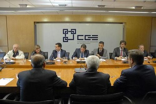 El alcalde de Granada anuncia una alianza con el empresariado para impulsar un pacto por las infraestructuras