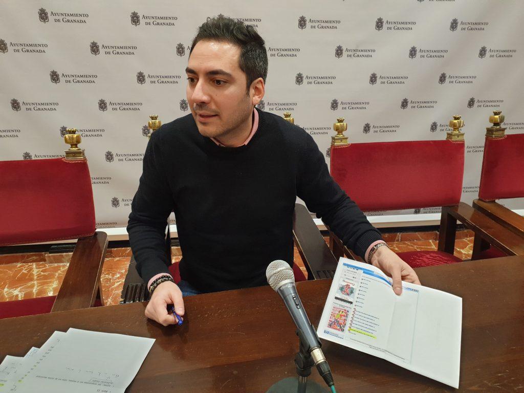 EL PSOE CRITICA QUE EL EQUIPO DE GOBIERNO LLEVE SEIS MESES OCULTANDO LOS PROBLEMAS DE LOS BARRIOS Eduardo-Castillo-en-rueda-de-prensa-1024x768
