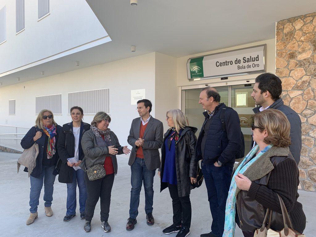 EL PSOE EXIGE TRANSPORTE PÚBLICO AL CENTRO DE SALUD DE BOLA DE ORO PARA LOS VECINOS DEL DISTRITO GENIL CUENCA-HOY-EN-VISITA-DE-BARRIOS-A-BOLA-DE-ORO-1024x768