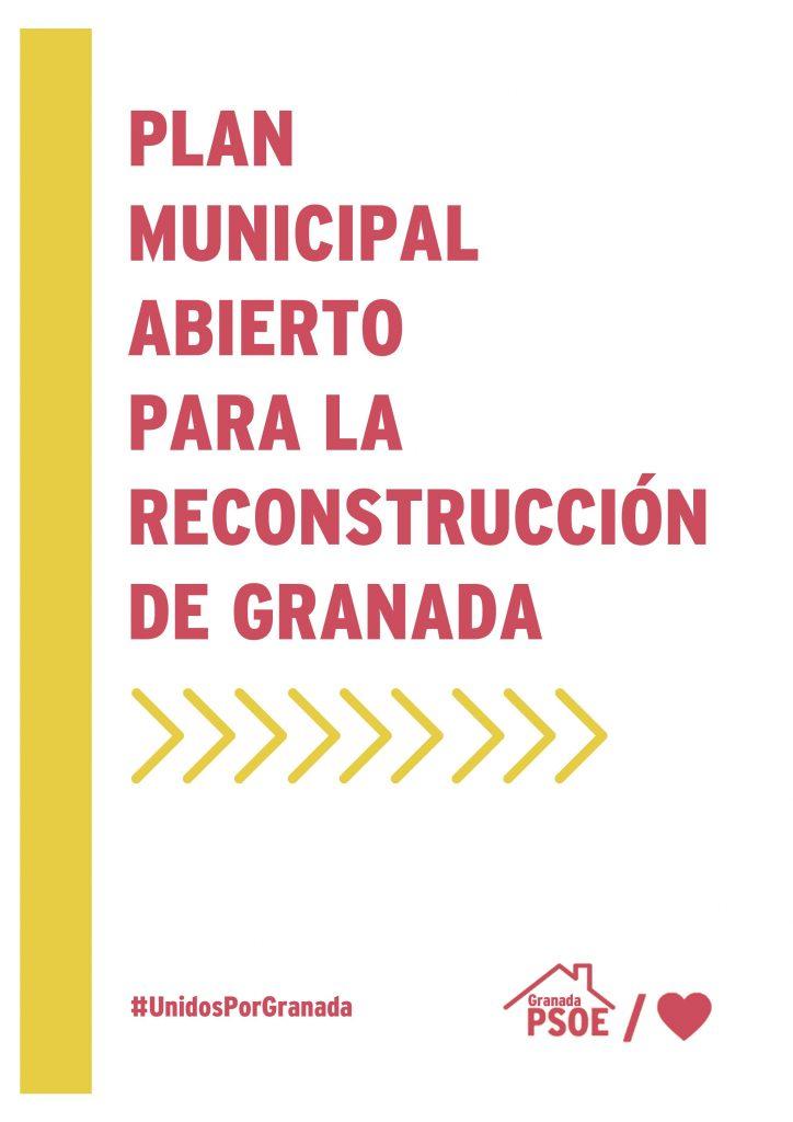PLAN MUNICIPAL ABIERTO PARA LA RECONSTRUCCIÓN DE GRANADA Plan-Municipal-Abierto-0001-1-724x1024