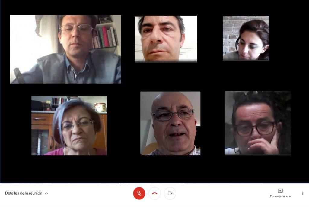 EL PSOE PROPONE JUNTO A SALVEMOS LA VEGA Y VEGA EDUCA UN PLAN PILOTO DE MOVILIDAD SOSTENIBLE EN EL PTS REUNION-CON-VEGA-EDUCA-Y-SALVEMOS-LA-VEGA-1024x687