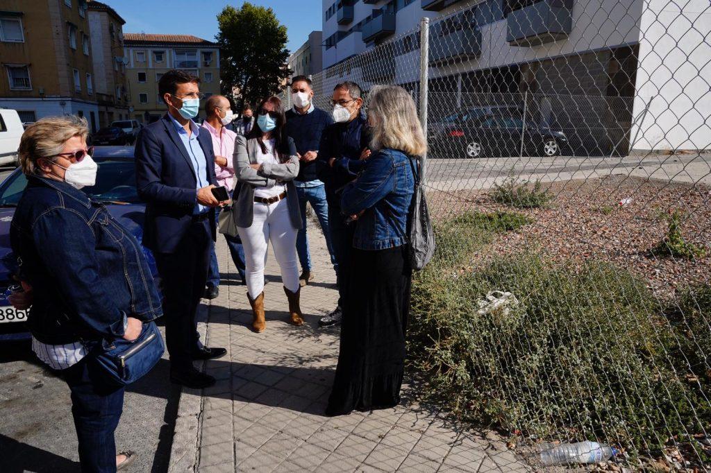 EL PSOE ACUSA A MORENO BONILLA DE DEJAR TIRADOS A LOS VECINOS DE SANTA ADELA PARA LA SIGUIENTE FASE DEL PROYECTO SANTA-ADELA-1-1024x682