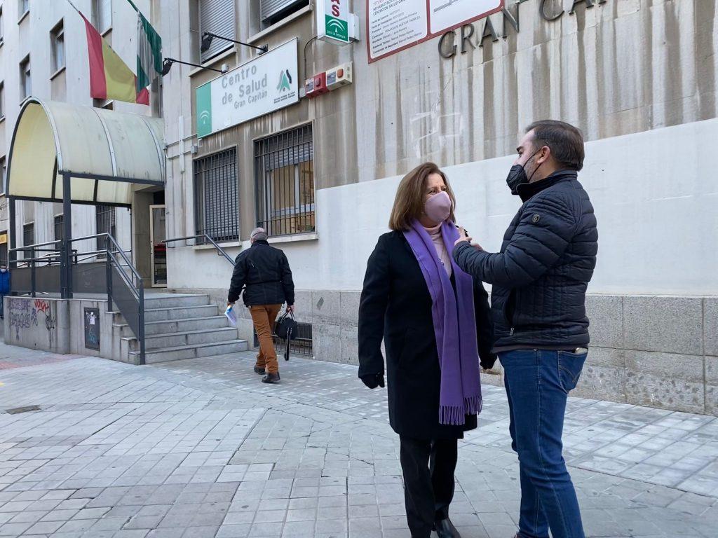 EL PSOE EXIGE A LA  JUNTA DE ANDALUCÍA MÁS SANITARIOS PARA HACER FRENTE A LAS VACUNACIONES Y A LA TERCERA OLA DE LA PANDEMIA COMPARECENCIA-HOY-DE-JACOBO-CALVO-Y-MARIA-JOSE-SANCHEZ-1024x768