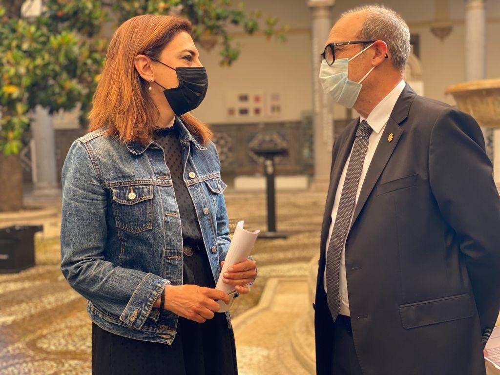 EL PSOE EXIGE A LA JUNTA LA PUESTA EN MARCHA DE PLANES DE EMPLEO PARA FAVORECER LA SALIDA DE LAS CRISIS EN GRANADA PHOTO-2021-05-26-13-29-19