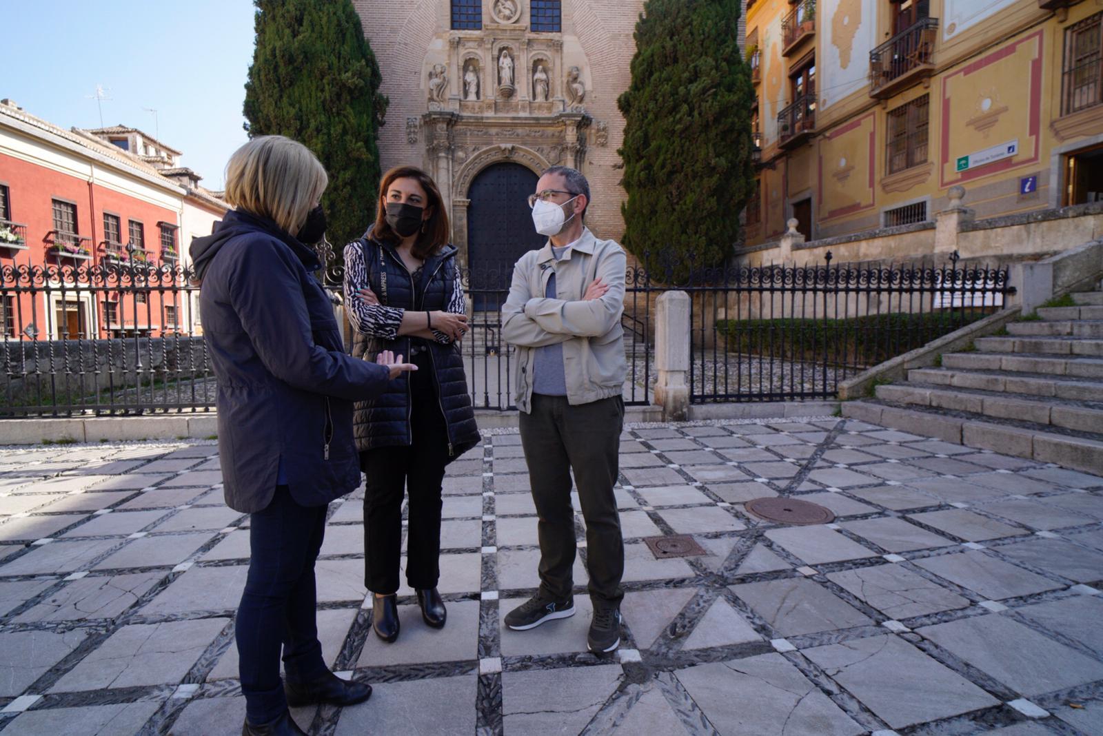 EL PSOE DENUNCIA QUE LA PARÁLISIS DEL PP HA PROVOCADO QUE VUELVA EL BOTELLÓN A LAS CALLES DE LA CAPITAL concejales-del-PSOE