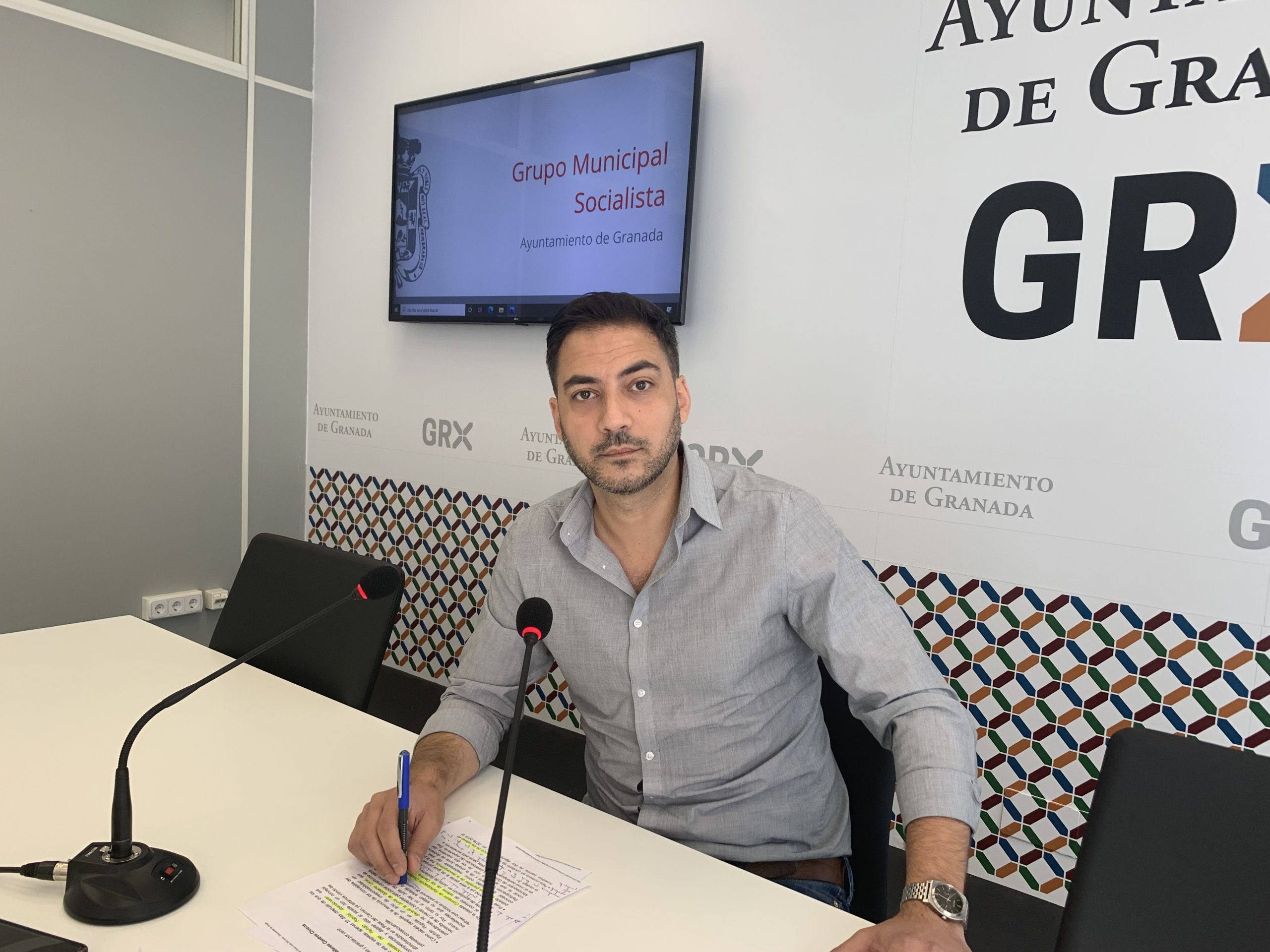 EL PSOE CRITICA QUE LA PARÁLISIS MUNICIPAL PONGA EN RIESGO EL PROYECTO DEL CB GRANADA POR LA DEUDA DE 150.000 EUROS CASTILLO-EN-UNA-IMAGEN-DE-ARCHIVO-scaled